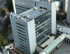 神戸国際交流会館(空撮②)|Vフロン#200スマイルRBシルバーメタリック