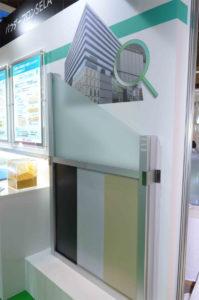 カーテンウォールへの粉体塗装|高機能塗料展(東京)@DNT