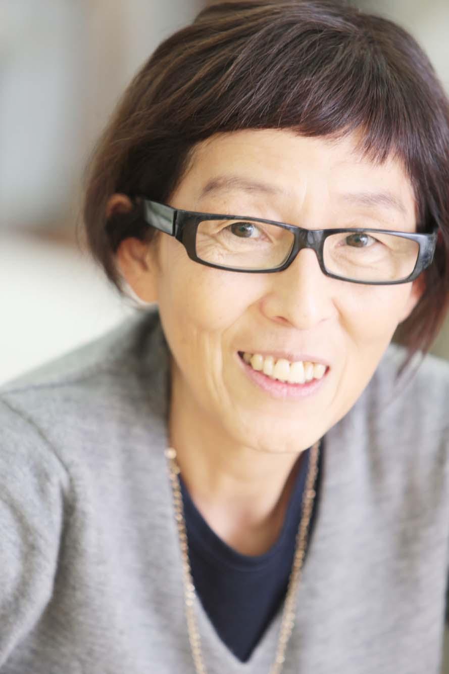 Kazuyo Sejima photo by Aiko Suzuki