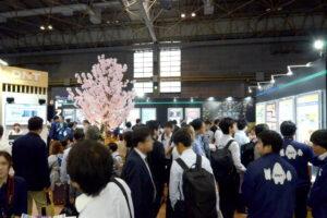 ブース内全体|高機能塗料展(大阪)@DNT